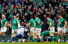 Here's how we rated Ireland as they ground out victory against France
