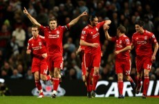 As it happened: Manchester City v Liverpool, Carling Cup semi-final