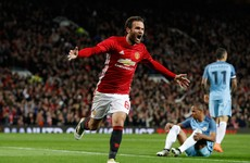 Juan Mata to join Man United squad in London after attending family funeral
