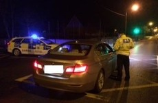 Four arrested for suspected drink driving in garda crackdown overnight