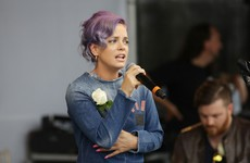 Lily Allen trolled and abused on Twitter over her baby son's death