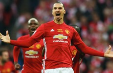 Ibrahimovic brace settles thrilling EFL Cup Final against Southampton