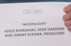 They announced the wrong winner for Best Picture at the Oscars!