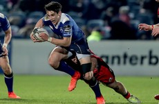 4 months after beating the All Blacks, Joey Carbery given Leinster professional contract