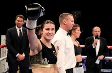 Katie Taylor will fight Italian Monica Gentili on the Haye-Bellew undercard this weekend
