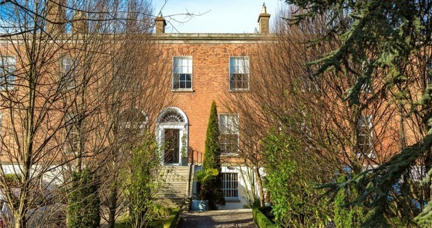Have a look inside the former home of Ireland's most famous spin doctor