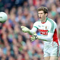 Check out All-Star David Clarke's weekend goalkeeping masterclass for Mayo