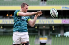 'They're going alright to be fair to them': O'Mahony patiently pursuing back row berth