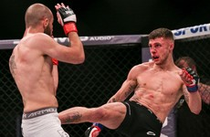 Darren determined to be 'the first Cork person in the UFC'
