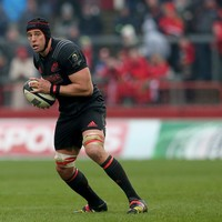 Munster's Mark Chisholm returns to full squad training after 11 months out with concussion
