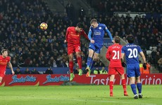Liverpool play into Leicester's hands and more Premier League talking points