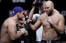 Ben Rothwell the latest UFC fighter to be flagged for anti-doping violation