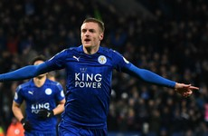 Leicester win a reaction to bad press - Vardy