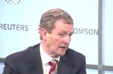 Enda Kenny: Ireland faces huge challenges, but I'm an optimist