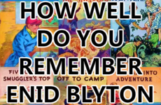 How Well Do You Remember Enid Blyton Books?