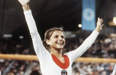 Legendary Soviet gymnast sells Olympic medals to 'save her from starvation'