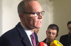 Coveney says he will not legislate for water charges abolition 'as it would be illegal'