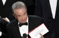 Academy apologises for Best Picture fiasco as tweeting accountant blamed