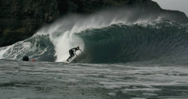A stunning new Irish film looks at why Co Clare is a Mecca for the world's top surfers