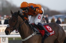 'He's out and that's it' - Thistlecrack will definitely miss Cheltenham Gold Cup