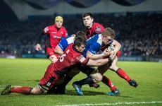 'It's a struggle, everyone is fighting for the same jersey': Leavy on Leinster and Ireland back-row battles