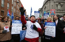 Nurses' union agrees to meet with Workplace Relations Commission - but work-to-rule is still on