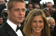 Brad Pitt went through a 'web of contacts' to get Jennifer Aniston's number again... It's the Dredge