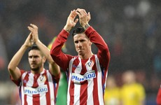 'I heard a crack from the dugout': Diego Simeone feared the worst about Fernando Torres
