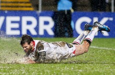 Ulster grind out victory in dreadful conditions but fail to land bonus point against Treviso