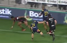 Crusaders produced an absolutely stunning comeback against Highlanders this morning