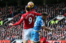 As It Happened: Manchester United v Bournemouth, Premier League