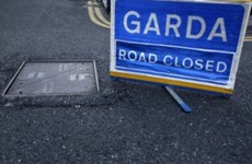 Man in his 40s killed in motorcycle crash this morning