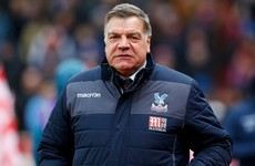 Another great escape on for Big Sam as win takes Crystal Palace out of relegation zone