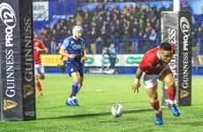 Scannell takes over 10 slot to spark Munster win in Cardiff