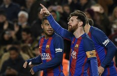 Watch: Sensational Lionel Messi goal helps Barcelona earn emphatic win