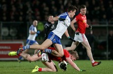 Super sub Cavanagh proves key as Tyrone edge out 13-man Monaghan in Omagh