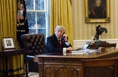 Trump asks Congress to investigate whether his phone was tapped by Obama