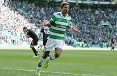 Sumptuous finish from Sinclair helps Celtic stage second-half comeback in the Scottish Cup