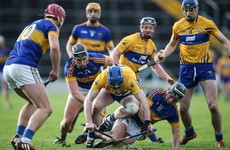 John McGrath hits 0-10 as Tipperary stay top of the table with victory over Clare