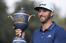 McIlroy forced to wait to reclaim top spot as rival Dustin Johnson takes victory in Mexico
