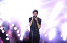 Louis Tomlinson 'claims he was protecting his girlfriend' following airport brawl... it's the Dredge