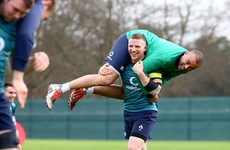 We'll Leave It There So: Duffy ruled out of World Cup qualifier, Leinster sign Kiwi star and all today's sport