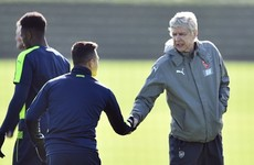 'Alexis training ground bust-up rumours are completely false'