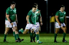 Double injury blow for Ireland U20s as McPhillips ruled out for 2 months
