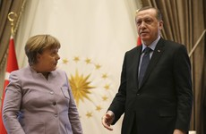Merkel calls for cool heads after Turkish President accuses Germany of 'Nazi practices'