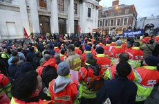 'We've been forced into this': Dublin Fire Brigade to go on strike for two days