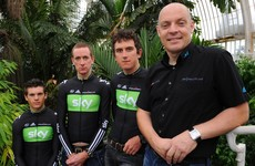 Veteran rider rubbishes claims of Team Sky mutiny
