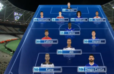 Do you agree with Frank Lampard's Premier League team of the season?