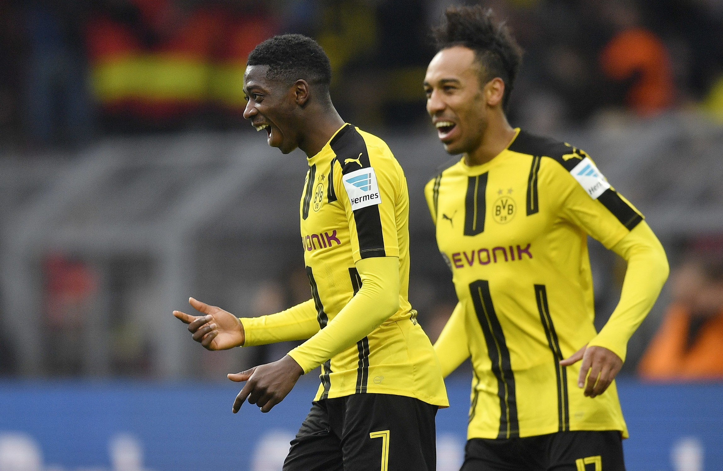 The rise of Dortmund s French wunderkind Ousmane Dembele · The42