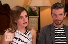 Emma Watson revealed that the cast of Harry Potter have their own Whatsapp group chat... it's the Dredge